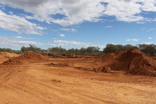 A fully licenced Quarry in Murweh Shire