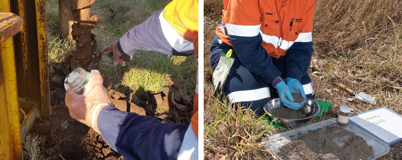 Redleaf Contaminated Land Investigation